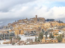 Visiting Italy during the winter