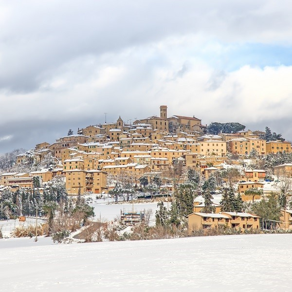 italy in winter