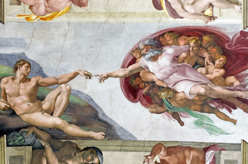 Have you ever been to the Sistine Chapel?