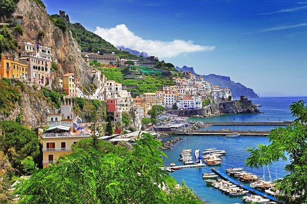 Amalfi Coast, ideal Wedding Destination in Italy