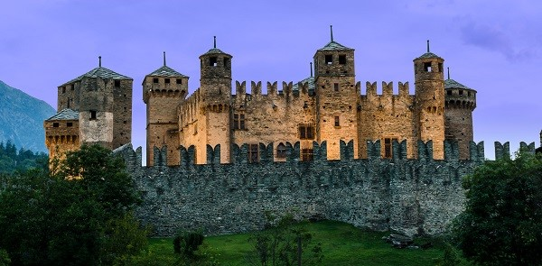 castles of italy