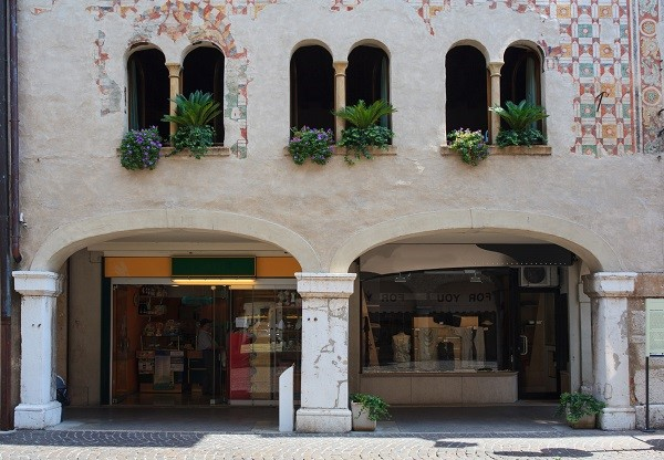Old Building in Pordenone