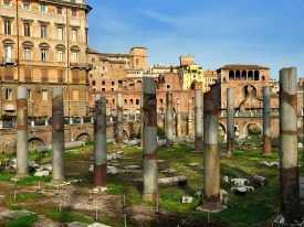 The Jewish Ghetto of Rome