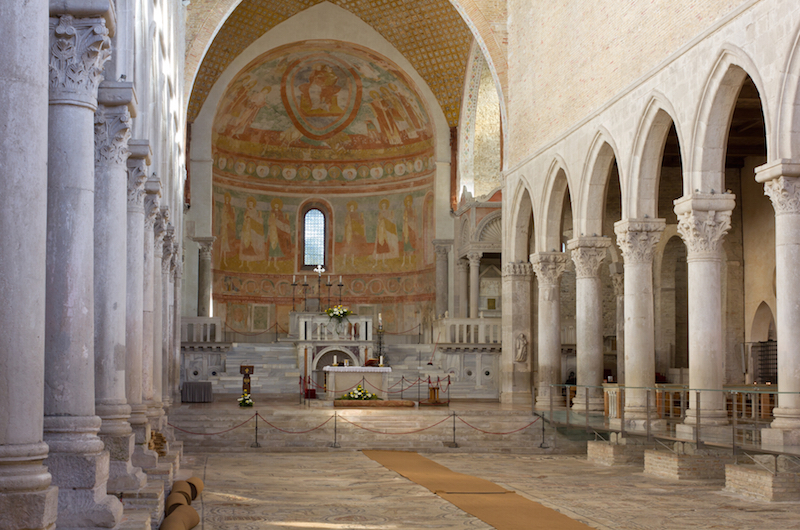 Basilica of Aquileia, a Unesco World Heritage Site