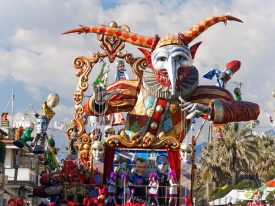 The vocabulary of Italian Carnevale: what  you need to know