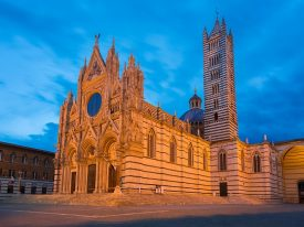 Siena, the Cathedral