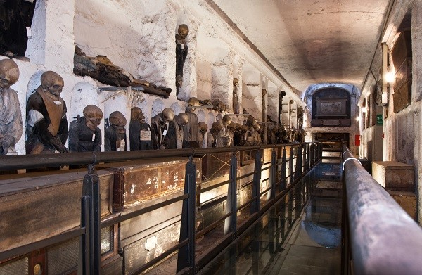 The Capuchins' Catacombs in Palermo