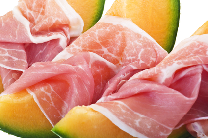 Yes: Prosciutto e Melone in the menu is a good sign of authentic Italian Restaurants