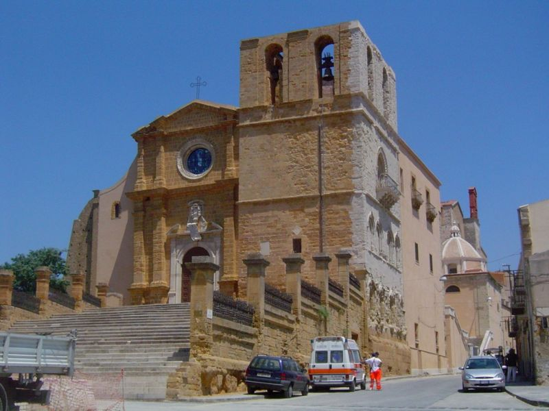 cathedral agrigento