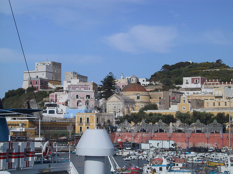 Port of Ponza