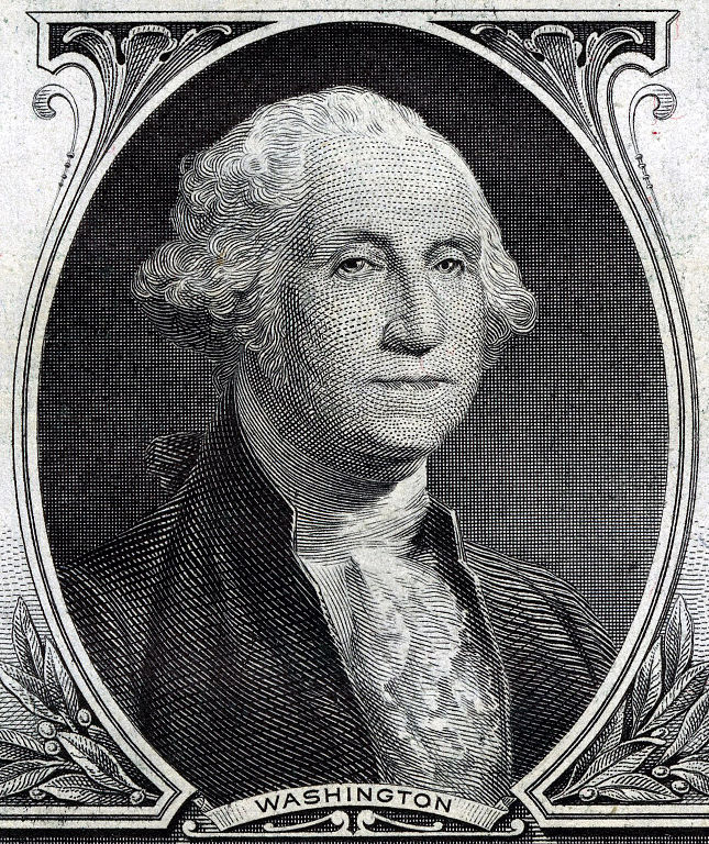 George Washington canova