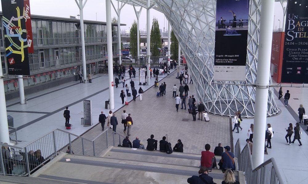 Salone Internazionale del Mobile di Milano - Life in Italy