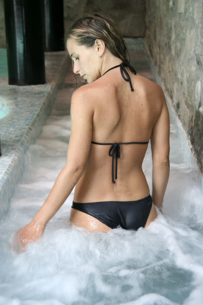 Water Treatments at Italian Spas
