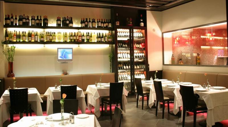 Italian Restaurant Decor Life In Italy