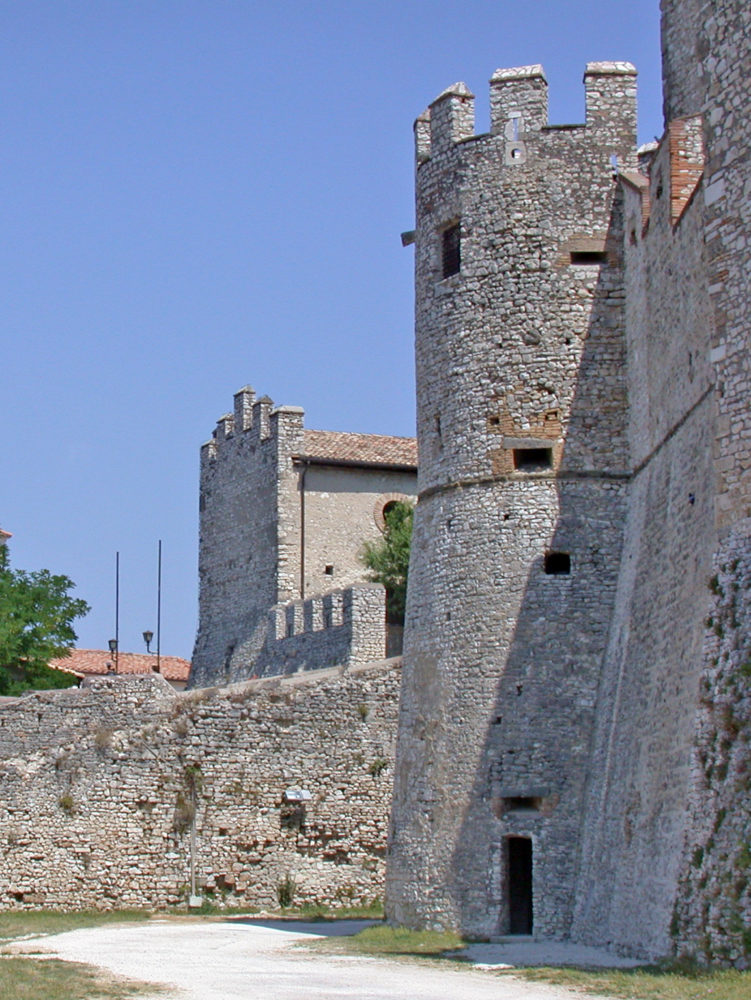 Nerila - Orsini Castle Today