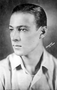 Rudolph Valentino - The Latin Lover