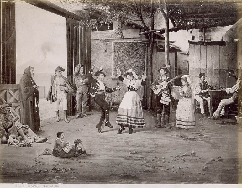 Italian Folklore - Life in Italy