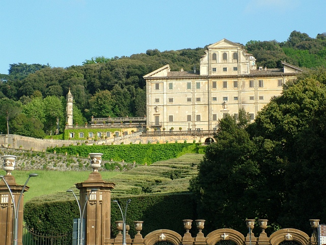 Villas of the Castelli Romani