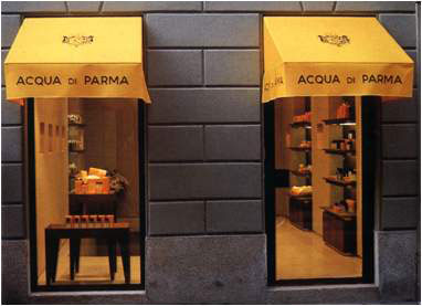 Acqua di Parma boutique - shop