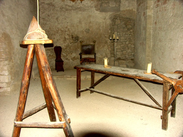 Chamber of Torture in Narni