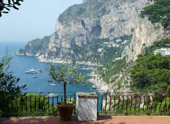 Italian Islands: Via Krupp in Capri