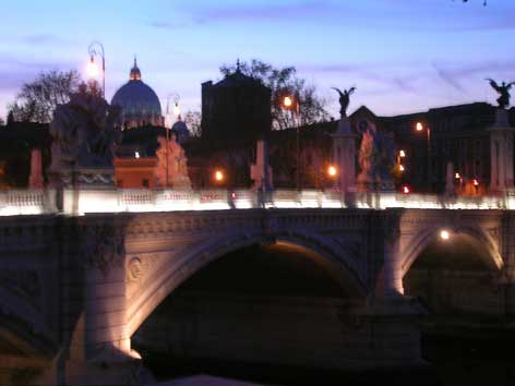 castel at saint angelo