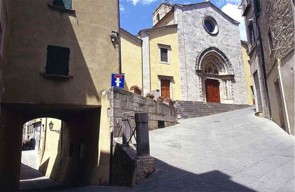 San Casciano Dei Bagni Life In Italy