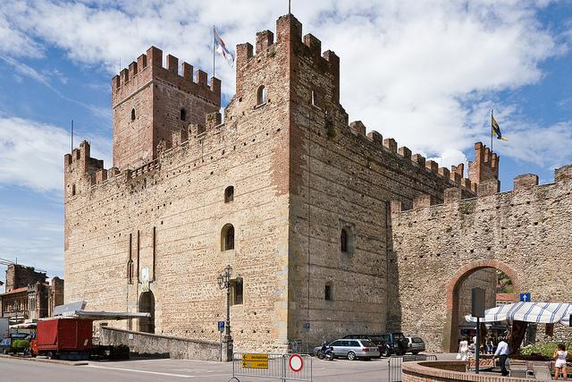 Marostica Castello Inferiore