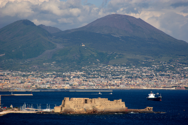Vesuvio National Park - The Volcano