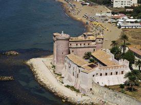 Castello di Palo, Ladispoli