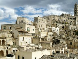 The Sassi and the Rupestrian Churches of Matera