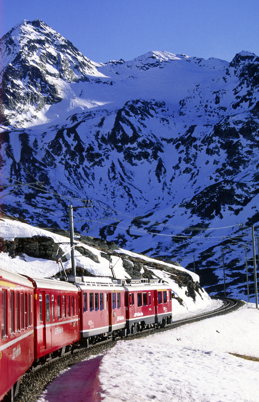 The Rhaetian Railway