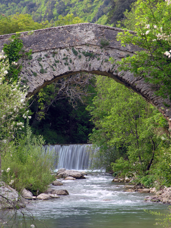 Cilento - Medieval Bridge