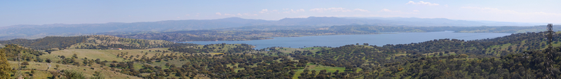 Lake Coghinas