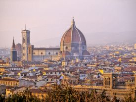 The Historic Center of Florence