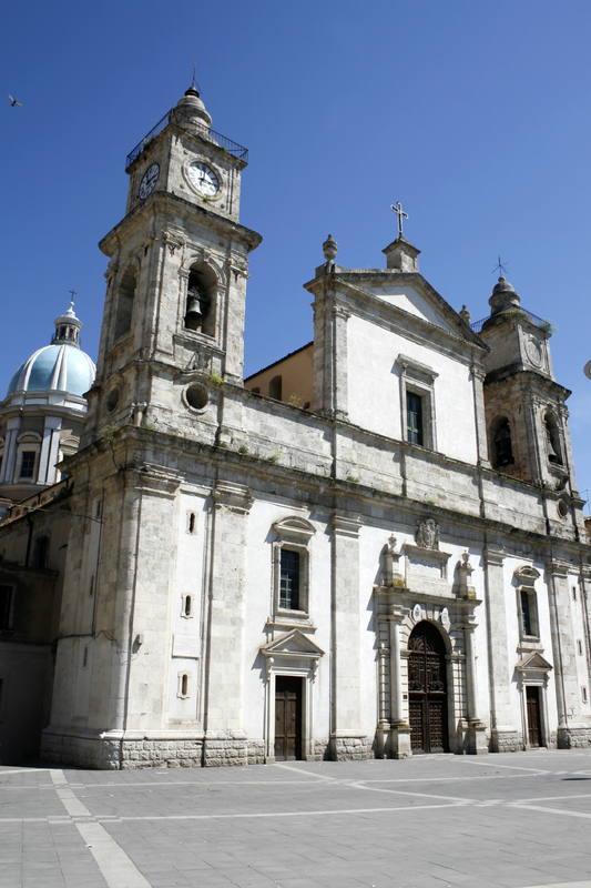 Cathedral of Caltanissetta
