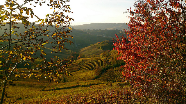 italy in autumn