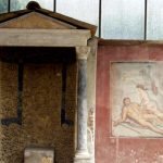 Pompeii's erotic fresco