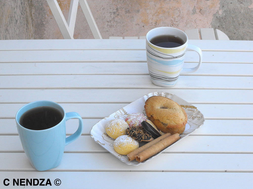 Irsina Coffee and pastry