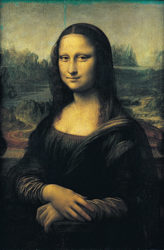 La Gioconda, Monna Lisa