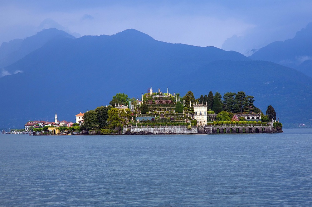 Lake Maggiore and its Islands