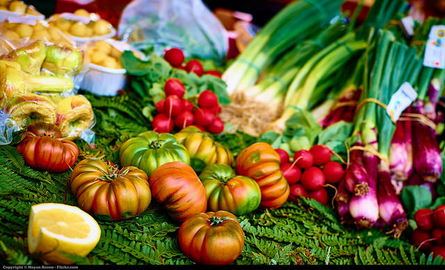 Vegetables of the Mediterranean