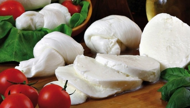 counterfeit buffalo mozzarella