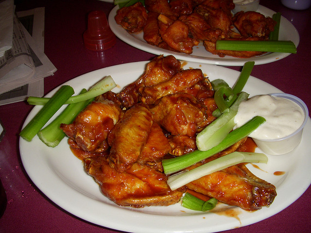 buffalo wings italian