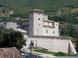Rocca Flea, Gualdo Tadino