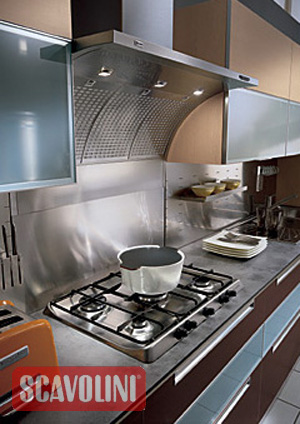 Scavolini kitchen designer