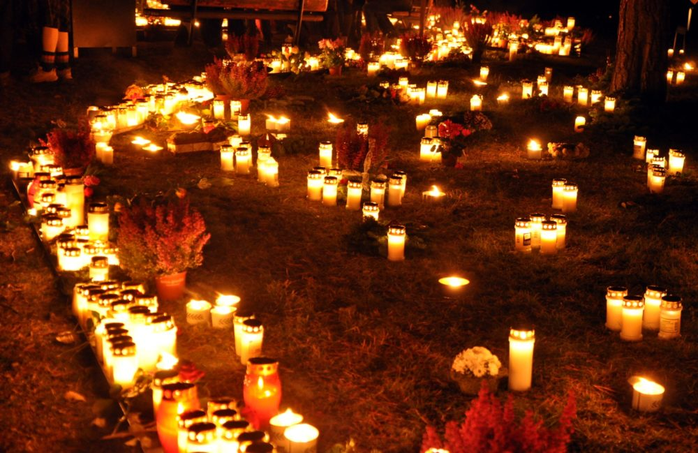 Two Religious Feasts In November All Saints And All Souls Day In Italy Life In Italy