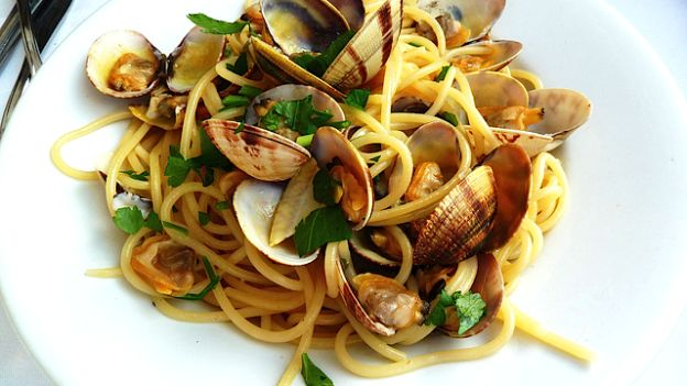Yes: Spaghetti alle Vongole in the menu = the restaurant is probably authentic Italian