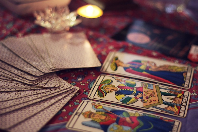 Tarot's Origins in Italy