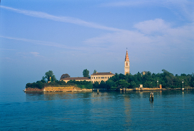 The island of Poveglia, not far from Venice, has been put up for sale by the State